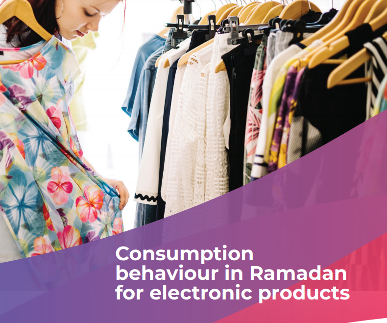 Consumption behaviour in Ramadan for electronic products