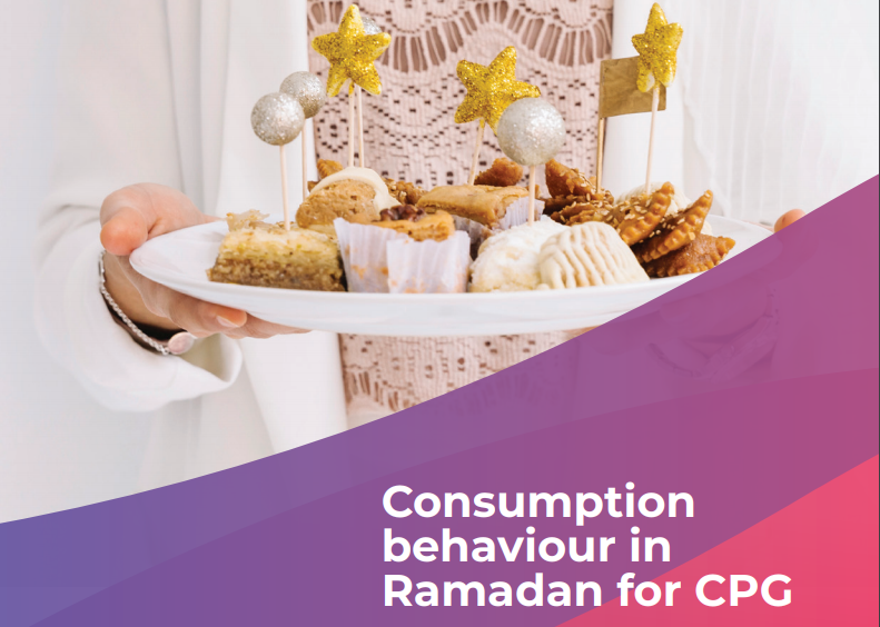 Consumption behaviour in Ramadan for CPG
