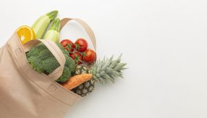 Changing paradigm of India's grocery market