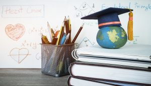 """Report on market for  """"Higher Education  Abroad"""""""
